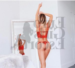Raouia live escort & happy ending massage