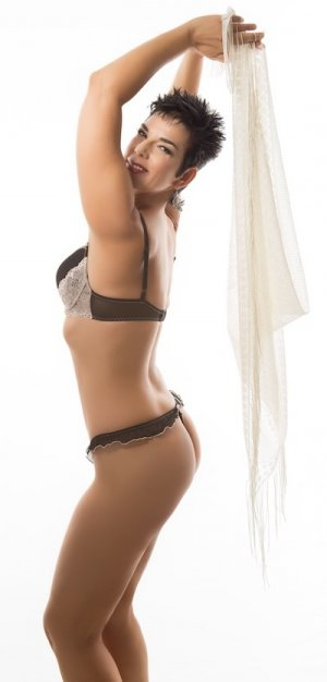 Lauredana erotic massage in Fargo